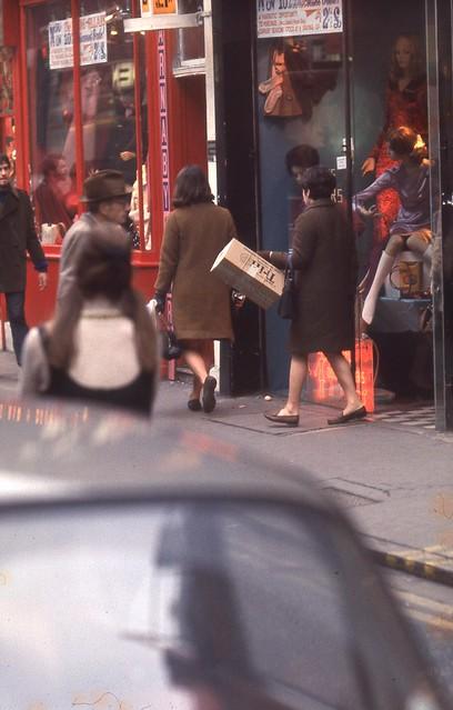 London 1967 - Carnaby Street