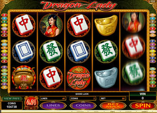 Dragon Lady slot game online review