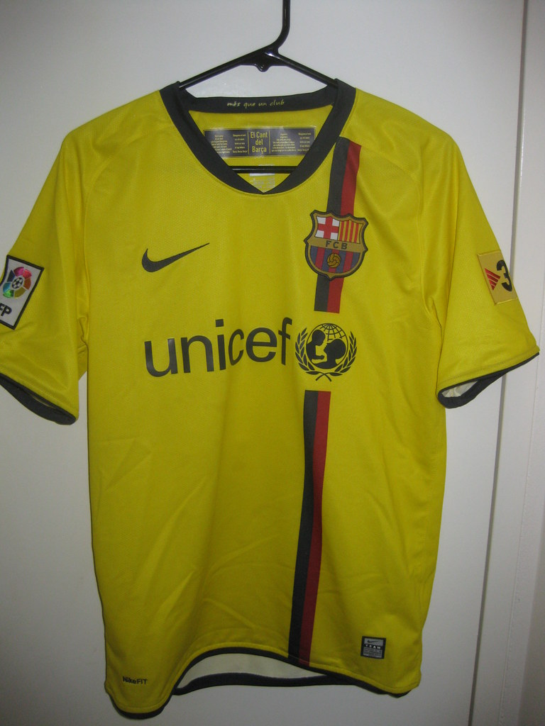 My Collection Updated 02 2012 Jersey Barcelona Couple Ill Compare This Against The Recently Released Authentic P2r Shirts In A Separate Review Ive Only Noticed Of Things That Differentiate Pi
