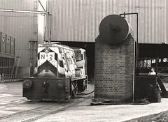 Round Oak Steelworks (Lost-Albion) Tags: industry industrial diesel pentax staffordshire steelworks brierleyhill blackwhire roundoak yorkshireengineco 261457