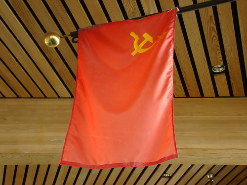 From flickr.com: Flag of the Union of Soviet Socialist Republics {MID-193480}
