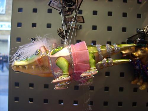 the christmas crocodile fairy