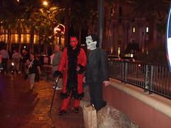 Vegas 2010, Halloween - 2 (demartinyh) Tags: fujif40