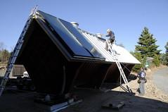 Solar Panels Install 014