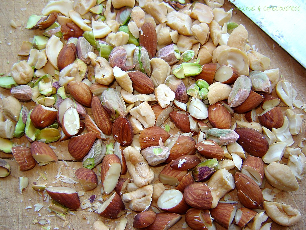 Saffron Rice with Nuts 3