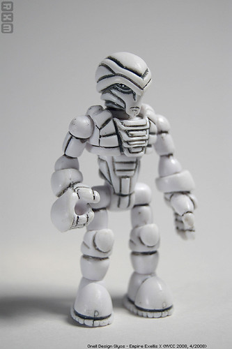 Onell Design Glyos - True Empire Exellis (NYCC 2008 4-08)