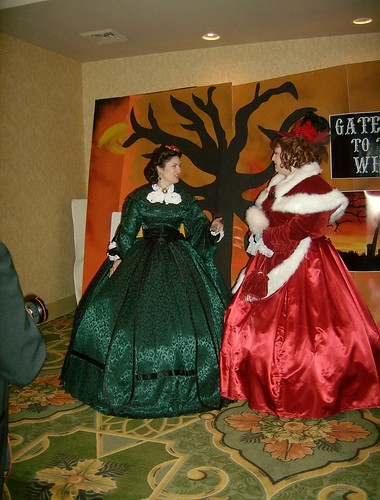 Rivals, Scarlett O'Hara and Belle Watling