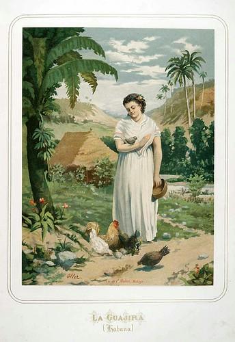 002-La Guajira-Habana-Las Mujeres Españolas Portuguesas y Americanas 1876-Miguel Guijarro
