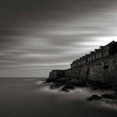 "castle cornet study I: ""cornet trails"" (s k o o v) Tags: 2012 sellhimyoursoul neverlookbackneverlookback"