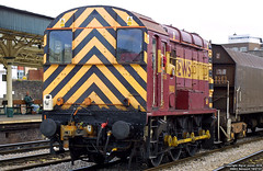 09003 (Tutenkhamun Sleeping) Tags: uk wales train diesel britain transport traction engine rail railway loco newport gb british locomotive gwent