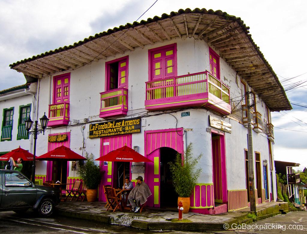 Salento restaurant