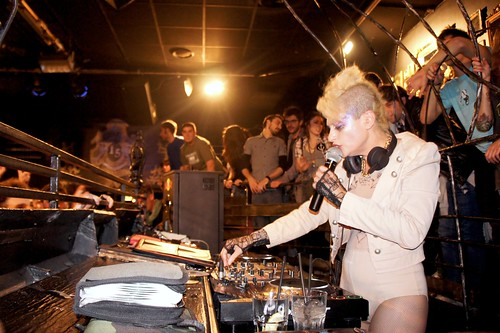 Peaches Dj Set @ Goa Club, Roma