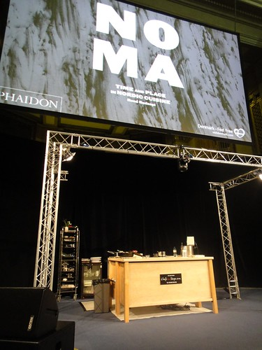 Noma - Rene Redzepi Talk - The Stage