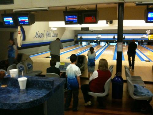 Hazel Dell Lanes bowling alley