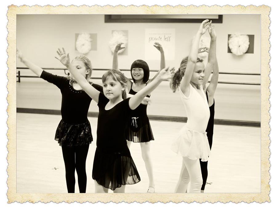ballet frame 2