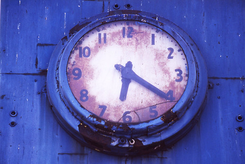 Day 262/365 - Time for a new clock