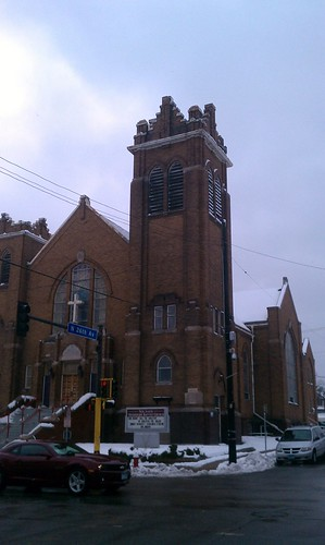 New Salem Missionary Baptist Church