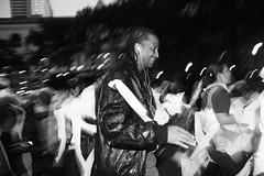 Bryant Park (Josh Sinn) Tags: street nyc newyorkcity people urban blackandwhite bw buildings photography manhattan flash crowd group mp3 jacket directions gathering toiletpaper bryantpark happybirthdaysteve joshsinn joshuasinn