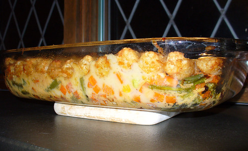 2010-11-13 - Cheesy Tot Casserole - 0002