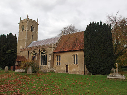 Churches And Family Tree Great Horkesley Essex