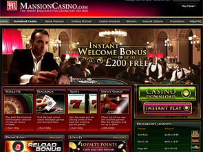 mansion online casino casino game online
