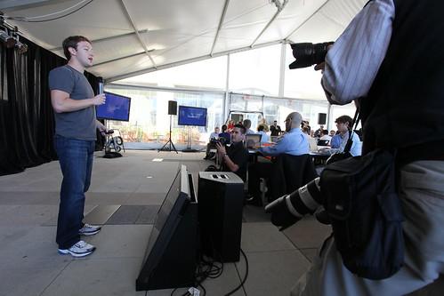 Facebook Press Conference