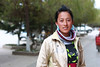 Tibetan girl (magus lylan) Tags: china travel portrait girl shangrila tibetan yunnan tibetangirl