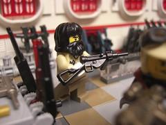 "Secrets: Part 3 ""Rediscovered"" (Tervlon) Tags: lego minifig apoc brickarms postapoc"