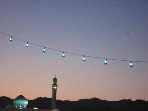 Muttrah and National Day Lights