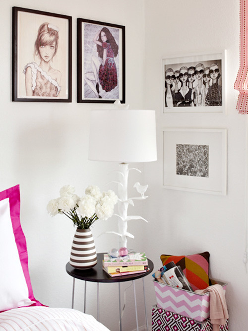 Teen Vogue Bedroom By Tori Mellott