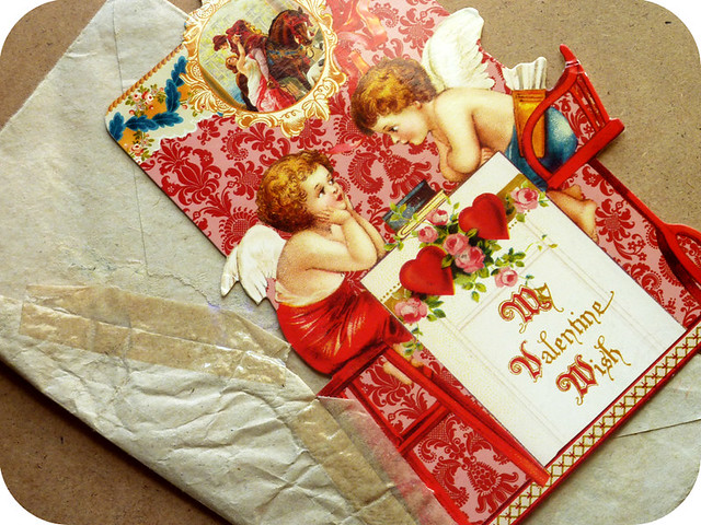 letterbox: valentine
