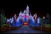 It's that time of year again! [Explore] (Silver1SWA (Ryan Pastorino)) Tags: castle canon holidays disneyland sigma disney walt hdr sleepingbeauty sigma1020 40d