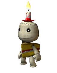 Sackboy Cake costume
