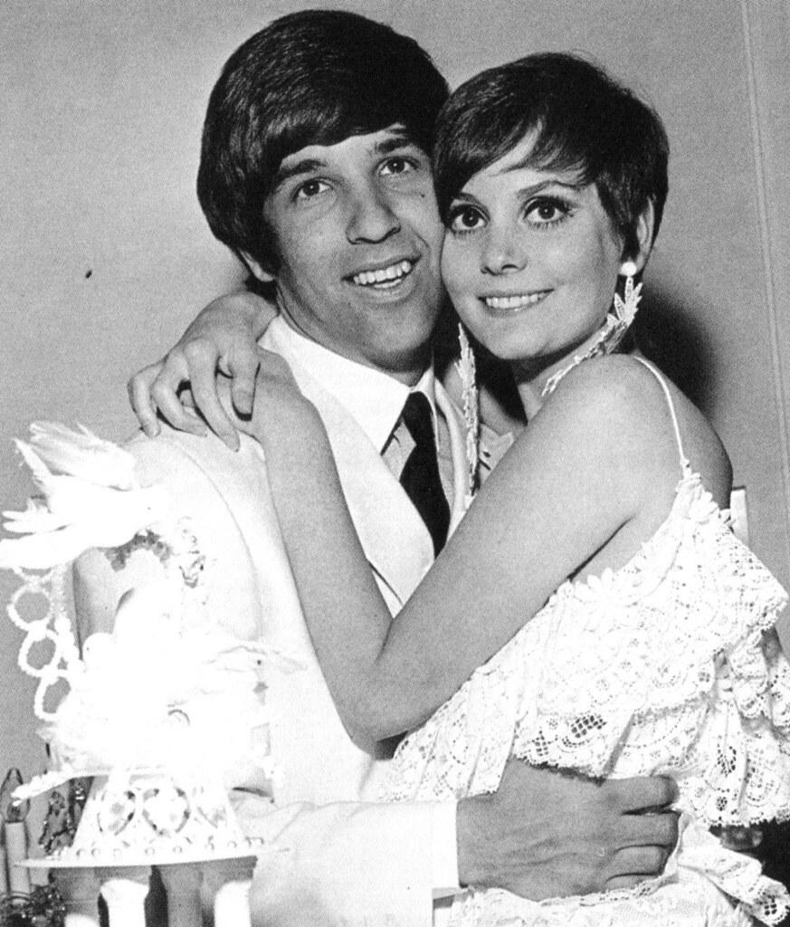 Jon Peters and Lesley Ann Warren