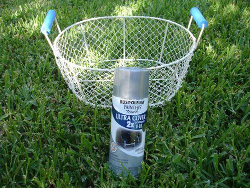 A Tisket, a Tasket...an Overnight Guest Basket