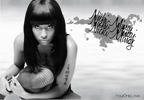 Nicki Minaj; Love .