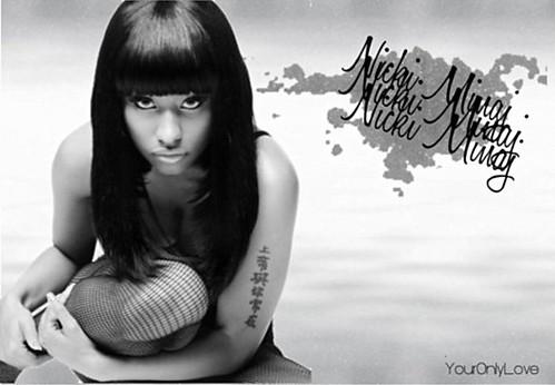 Nicki Minaj; Love .