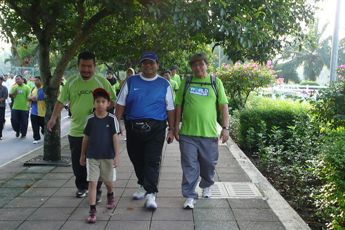 World Walking Day 21112010