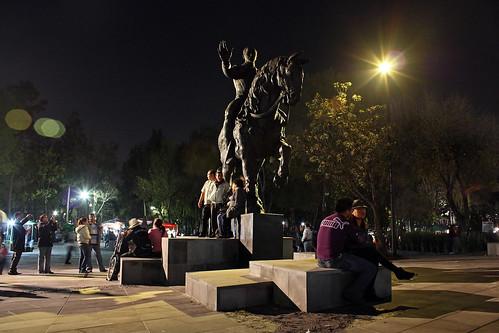 Monumento a Francisco I. Madero