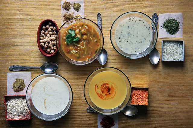 Turkish vs. Moroccan Soups