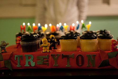 Treyton's 5th Birthday