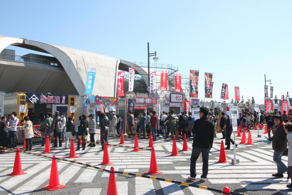 Ramen Festa at Komazawa Park (3)