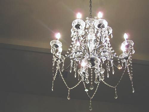 day 324: chandelier