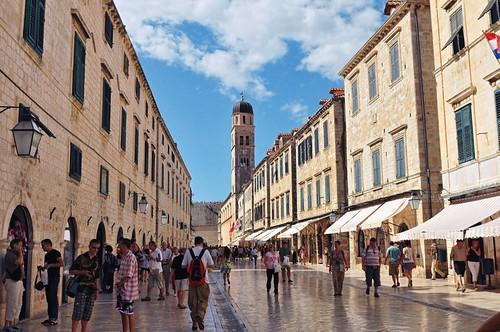 walkable Dubrovnik (by: Tambako the Jaguar)