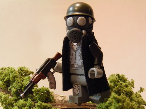 Russian Gas Mask Soldier Up For Sale!!!