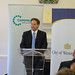 Grant Shapps speaking to council leaders