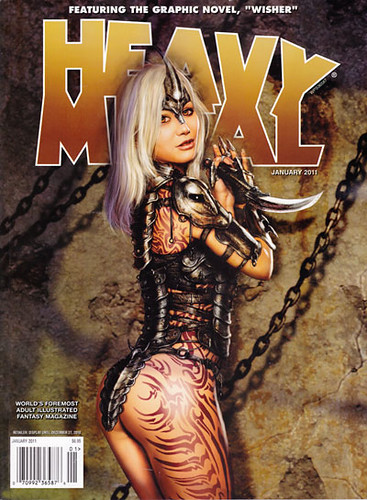 Heavy Metal Jan 2011...