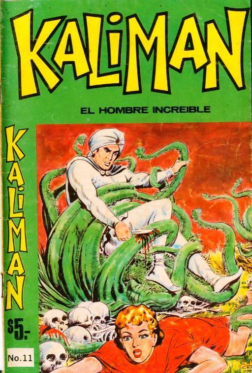 Kaliman 11