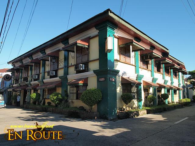 Corner of Quirino and Bonifacio in Vigan