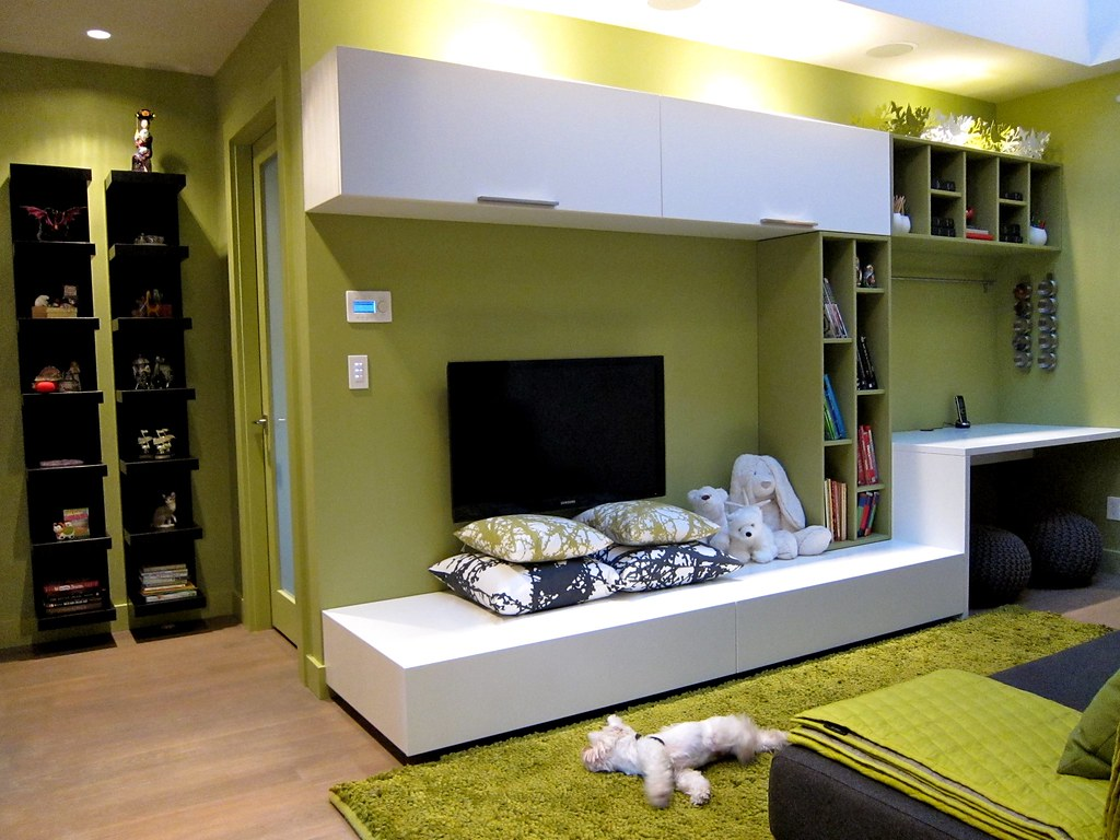 Woodvalley Residence - Girl's Study Lounge